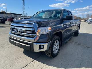 Used 2016 Toyota Tundra SR5 for sale in Val-D'or, QC