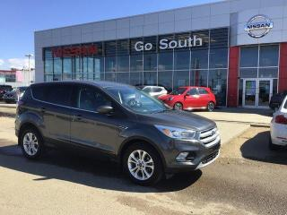 Used 2017 Ford Escape SE, FWD, BACKUP CAMERA for sale in Edmonton, AB