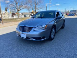Used 2013 Chrysler 200 -Series for sale in Windsor, ON