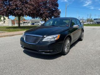 Used 2012 Chrysler 200 -Series for sale in Windsor, ON