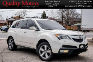 Used 2013 Acura MDX Tech pkg for sale in Etobicoke, ON