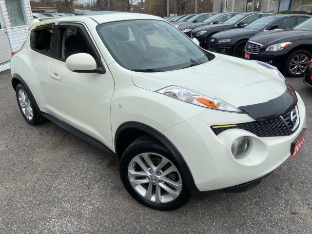 2011 Nissan Juke SL/ AWD/ AUTO/ PWR GROUP/ ALLOYS/ SPOILER & MORE!