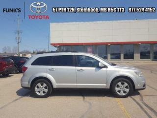 Used 2012 Dodge Journey 4dr Fwd for sale in Steinbach, MB