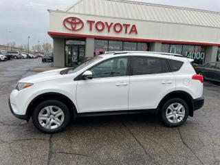 Used 2015 Toyota RAV4 LE for sale in Cambridge, ON