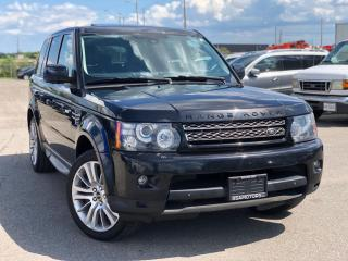 Used 2012 Land Rover Range Rover Sport SC for sale in Oakville, ON