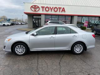 Used 2014 Toyota Camry LE for sale in Cambridge, ON