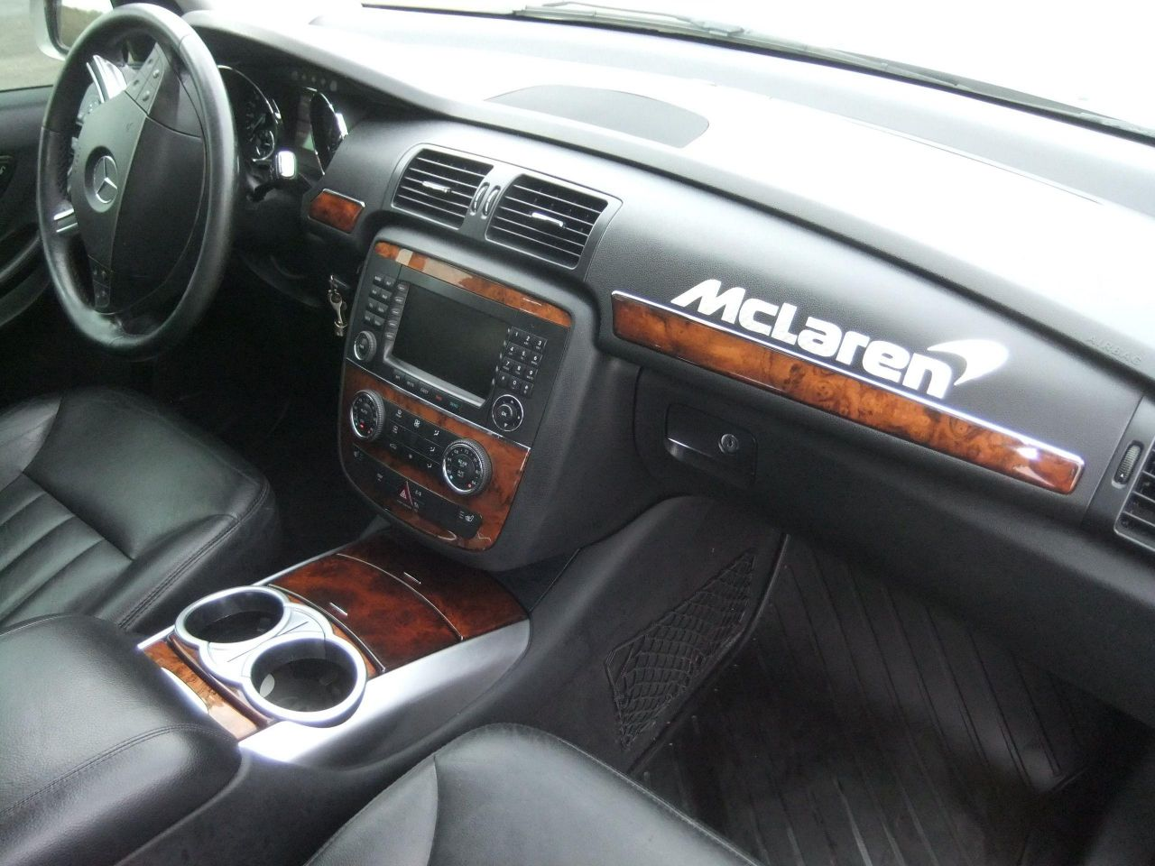 2006 Mercedes-Benz R500