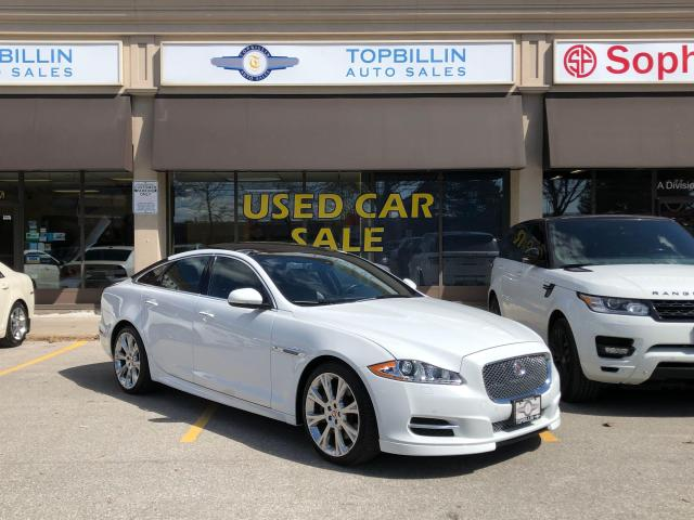 2015 Jaguar XJ Premium Luxury, Sport pkg, Only 33K