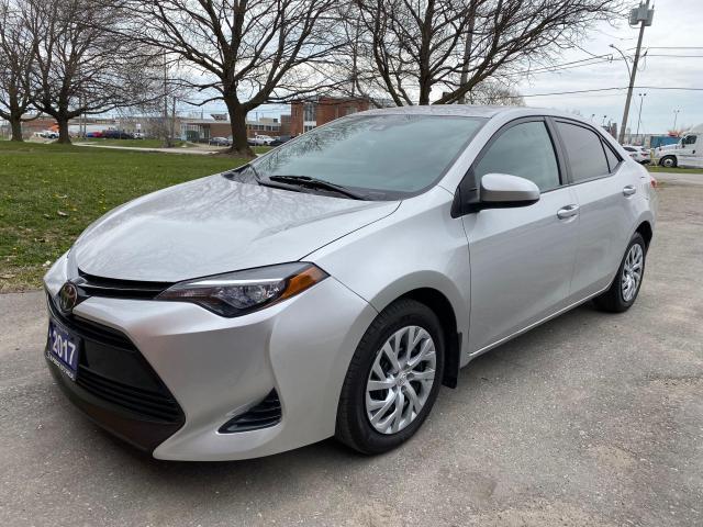 2017 Toyota Corolla LE ReverseCamera/Bluetooth/HeatedSeats
