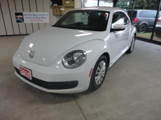 Used 2016 Volkswagen Beetle Coupe 2DR CPE AUTO TRENDLINE for sale in Ottawa, ON