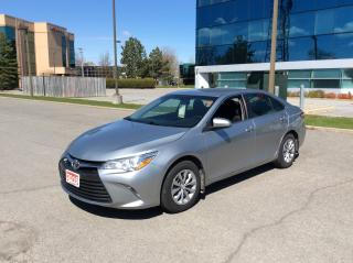 Used 2016 Toyota Camry 4dr Sdn I4 Auto LE for sale in Ottawa, ON