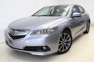 Used 2015 Acura TLX ELITE V6 AWD *GPS/Camera *Blind-Spot *FULL!!!!!!! for sale in Saint-Hubert, QC