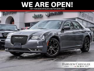 Used 2019 Chrysler 300 S l SOLD BY NICK THANK YOU!!! for sale in Burlington, ON