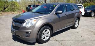 Used 2012 Chevrolet Equinox LS AWD, Low Kms! for sale in New Hamburg, ON