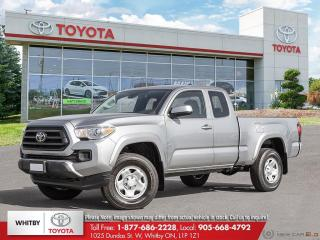 New 2020 Toyota Tacoma 4X4 Access CAB 6A FB14 for sale in Whitby, ON