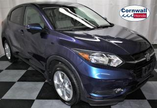 Used 2016 Honda HR-V Clean CarFax, One Owner, Sunroof for sale in Cornwall, ON