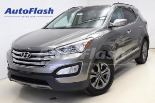 Used 2015 Hyundai Santa Fe Sport Luxury 2.4L AWD *Cuir/Leather *Bluetooth *Camera for sale in Saint-Hubert, QC