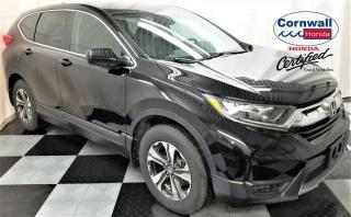 Used 2017 Honda CR-V LX for sale in Cornwall, ON