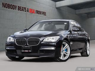 Used 2013 BMW 7 Series 4dr Sdn 750Li AWD*Heated Vented*Cam*Moonroof* for sale in Mississauga, ON