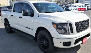 Used 2019 Nissan Titan One Owner, Clean CarFax for sale in Cornwall, ON