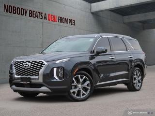 Used 2020 Hyundai PALISADE Luxury 8-Passenger AWD*Leather*Cam*Heated Vented* for sale in Mississauga, ON