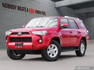 Used 2017 Toyota 4Runner for sale in Mississauga, ON