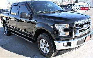 Used 2017 Ford F-150 4-Wheel Drive, One Owner for sale in Cornwall, ON