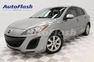 Used 2011 Mazda MAZDA3 GX *Auto *A/C *Gr.Electric *Hatchback for sale in Saint-Hubert, QC