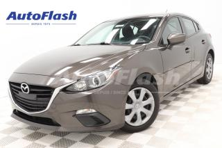 Used 2014 Mazda MAZDA3 GX *AUTO *A/C *BLUETOOTH *GR-ELECTRIQUE for sale in Saint-Hubert, QC