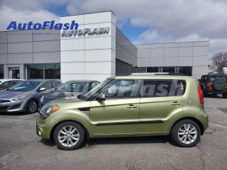 Used 2013 Kia Soul 2U ECO *AUTO *MAGS *BLUETOOTH *CRUISE-CONTROL *A/C for sale in Saint-Hubert, QC