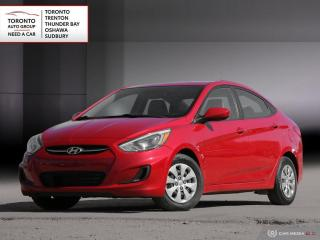 Used 2015 Hyundai Accent GLS for sale in Scarborough, ON