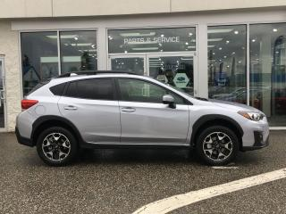 New 2020 Subaru XV Crosstrek 2.0i Touring for sale in Vernon, BC