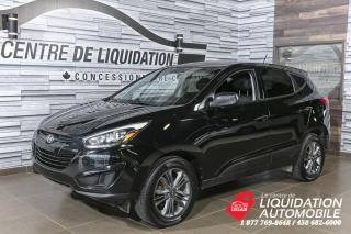 Used 2015 Hyundai Tucson GL+MAGS+A/C+GR/ELEC+BLUETOOTH for sale in Laval, QC