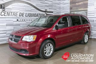 Used 2018 Dodge Grand Caravan Canada Value Package+MAGS+A/C for sale in Laval, QC