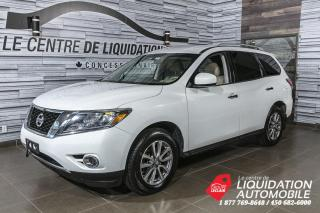 Used 2013 Nissan Pathfinder SV+AWD+A/C+CAM/REC+BLUETOOTH for sale in Laval, QC