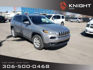 Used 2017 Jeep Cherokee North for sale in Swift Current, SK