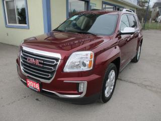 Used 2016 GMC Terrain ALL-WHEEL DRIVE SLT EDITION 5 PASSENGER 2.4L - ECO-TEC.. NAVIGATION.. LEATHER.. HEATED SEATS.. POWER SUNROOF.. PIONEER AUDIO.. BACK-UP CAMERA.. for sale in Bradford, ON