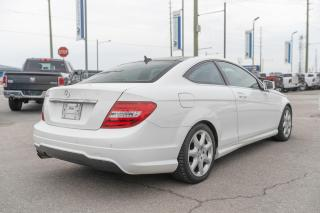 Used 2013 Mercedes-Benz C-Class C 250 LEATHER/FULL SUNROOF/2 SETS OF TIRES for sale in Concord, ON