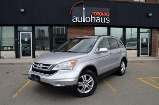 Used 2011 Honda CR-V/EX-L/NAVIGTION/LEATHER/SUNROOF/AWD EX-L w/Navi for sale in Concord, ON