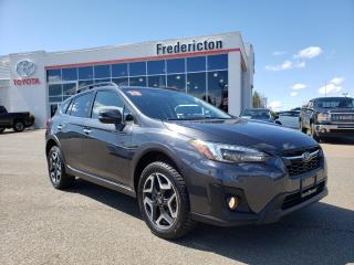 Used 2019 Subaru XV Crosstrek Limited for sale in Fredericton, NB