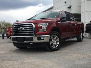 Used 2017 Ford F-150 XL for sale in Kingston, ON