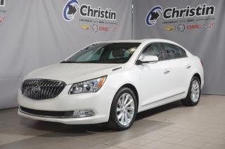 Used 2016 Buick LaCrosse CUIR NAVIGATION SUNROOF**73922 KM** for sale in Montréal, QC