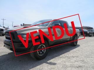 Used 2017 RAM 1500 Rebel cabine d'équipe 4RM 140,5 po for sale in Lévis, QC