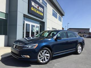 Used 2018 Volkswagen Passat Comfortline Auto for sale in St-Georges, QC