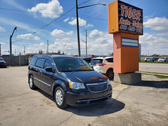 2015 Chrysler Town & Country TOURING**ONLY 50KMS**DVD PLAYER**STOWNGO**CERT