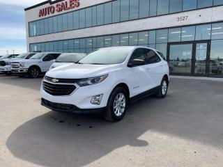 Used 2018 Chevrolet Equinox LS for sale in Saskatoon, SK