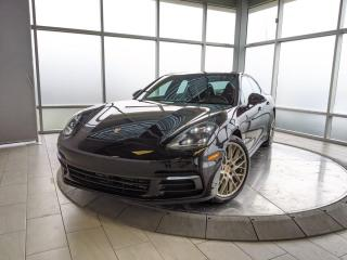 New 2020 Porsche Panamera 4 10 Years Edition 4dr AWD Hatchback for sale in Edmonton, AB