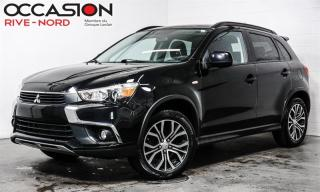 Used 2016 Mitsubishi RVR SE AWD MAGS.18''+CAM.RECUL+SIEGES.CHAUFFANTS for sale in Boisbriand, QC