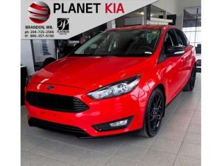 Used 2017 Ford Focus SEL - Sunroof - Bluetooth - SiriusXM for sale in Brandon, MB