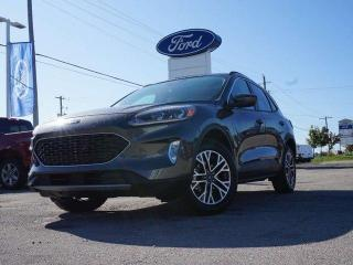 New 2020 Ford Escape SEL | 301A | PANO ROOF | NAV | HEATED LEATHER | REMOTE START for sale in Listowel, ON